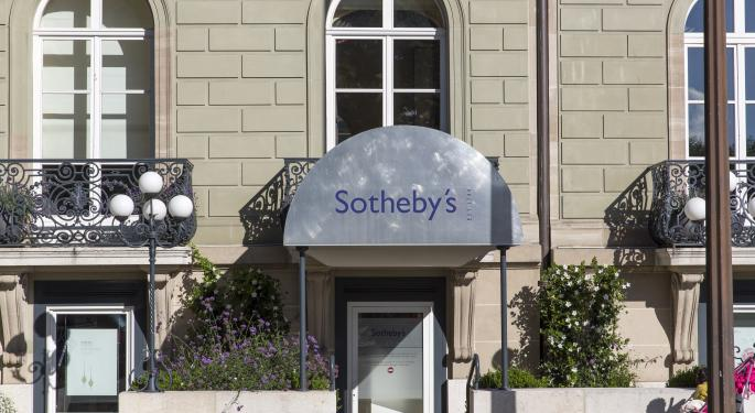 Dan Loeb Declares A Proxy War Against Sotheby's