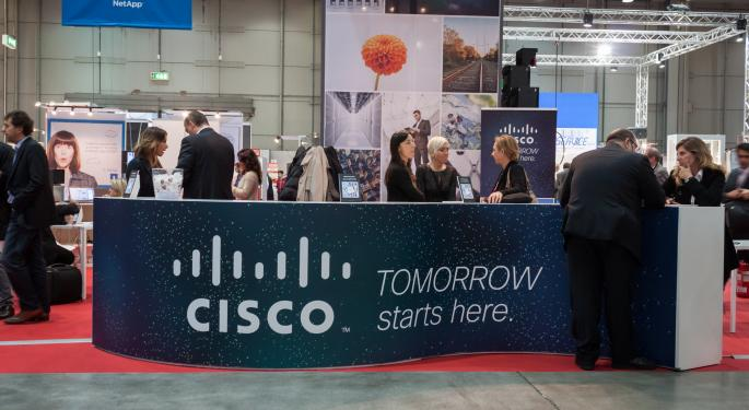 Cisco Earnings Preview: What The Analysts Are Saying