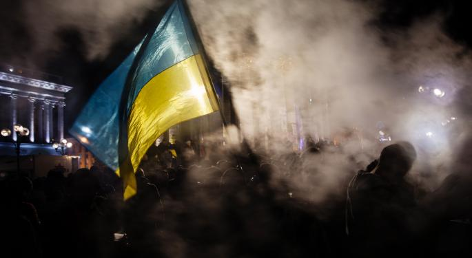 Ukraine Unrest Rattling ETFs RSX, EPOL, ESR