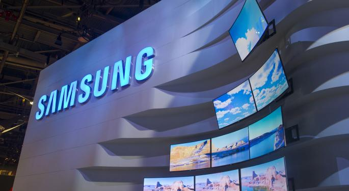 Samsung Profits Sink For Second Quarter In A Row