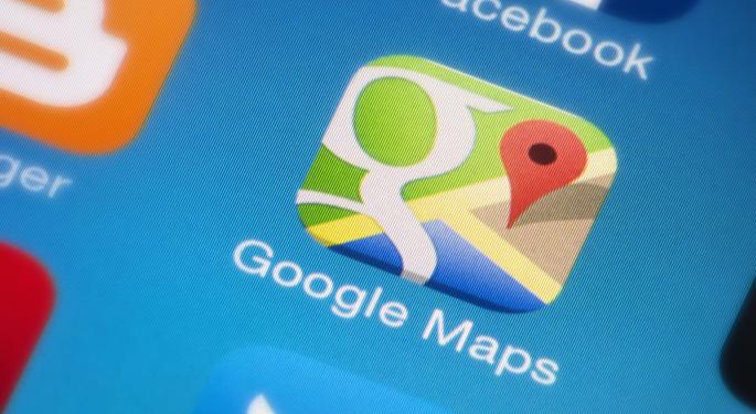 iOS 8 Apple Maps To Take On Google Maps