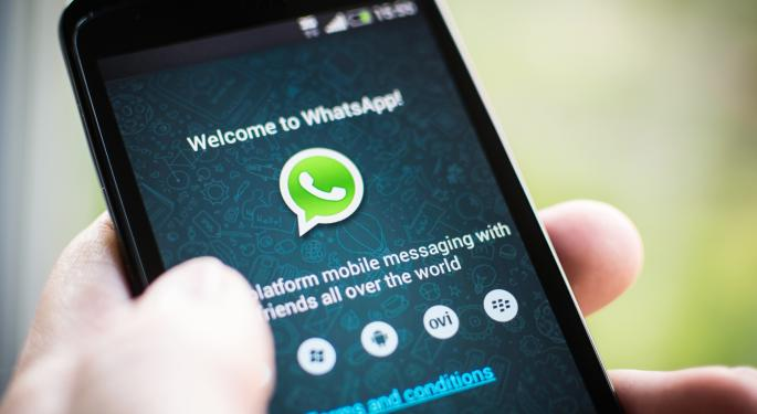 Facebook Plans To 'Dominate Mobile Real Estate' With WhatsApp