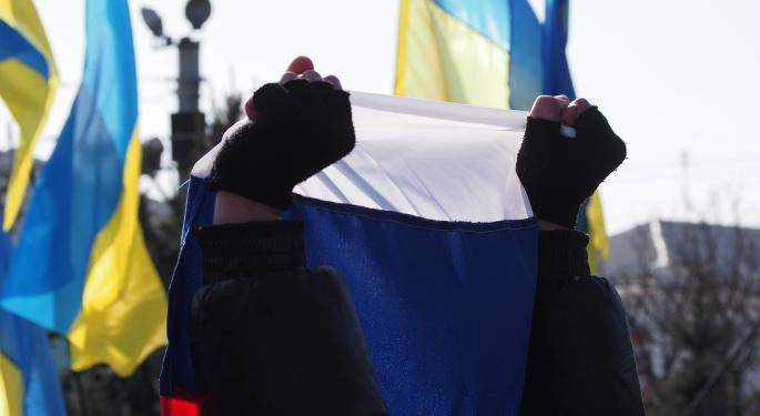 Should Traders Be Worried About Crimea?