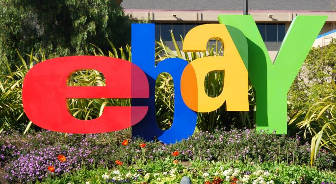 eBay Earnings Preview: Looking For An In-Line Report EBAY