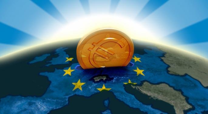 Eurozone Debt Finally On The Decline