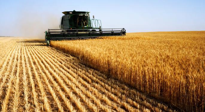 Monsanto Beats on Earnings