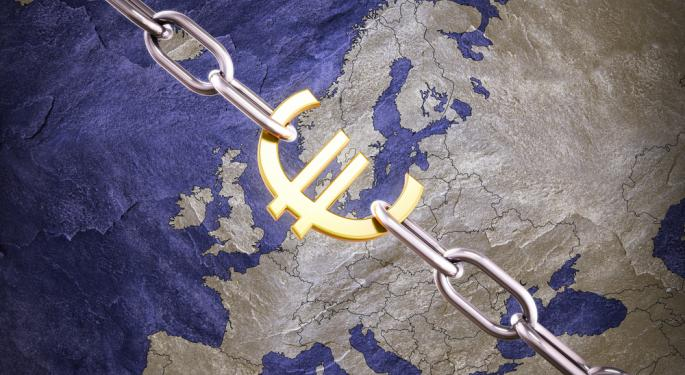 Welcome Back to the European Debt Crisis