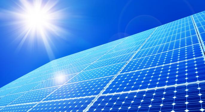 The Sun Shines Bright for First Solar