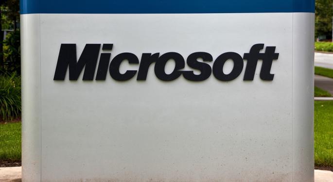 Microsoft Reports Higher Q3 Profit