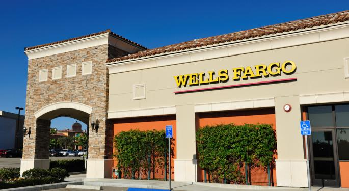 Wells Fargo Earnings Preview: Marginal Revenue Growth Expected