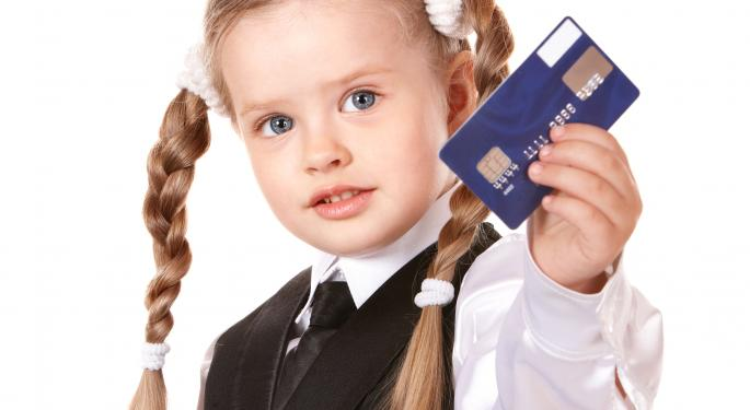 Kids Need Credit Cards Like They Need Cigarettes