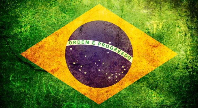 WisdomTree Could Introduce Low Volatility Brazil ETF