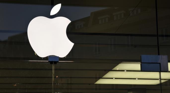 Apple Shakes Off Round of Price Target Cuts