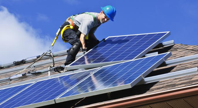 SunPower Falls on Q4 Loss