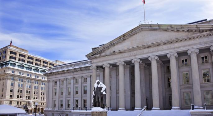 Who Should/Will Be Next Treasury Secretary?