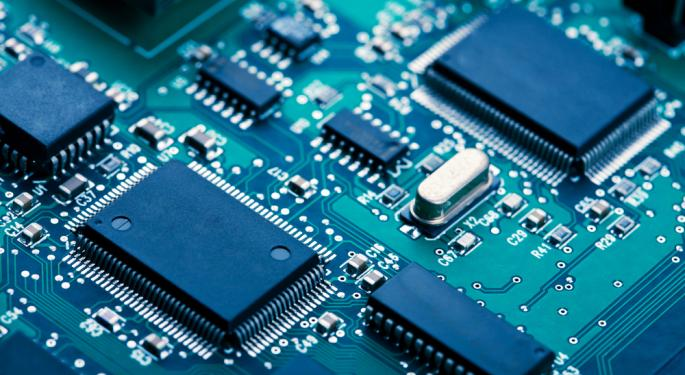 Texas Instruments Raises Guidance