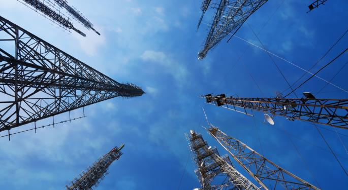 Don't Overlook the Cell Tower Stocks