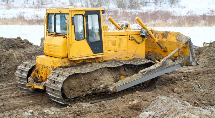 Caterpillar Shares Hit on Disclosure of Accounting Misconduct