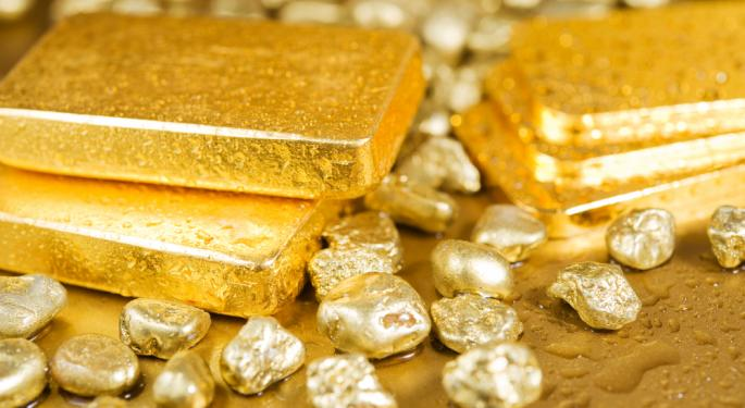 Gold's Death Cross Hastens Mining ETFs Death Spirals