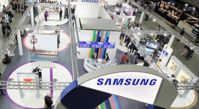 Samsung Wants To Take Over Your Car