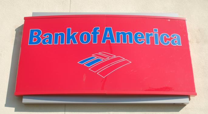 Want a Contrarian Trade? Sell Bank of America