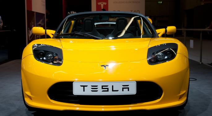 Tesla Raises Secondary Offering to 3.39M Shares Priced at $92.24/Share