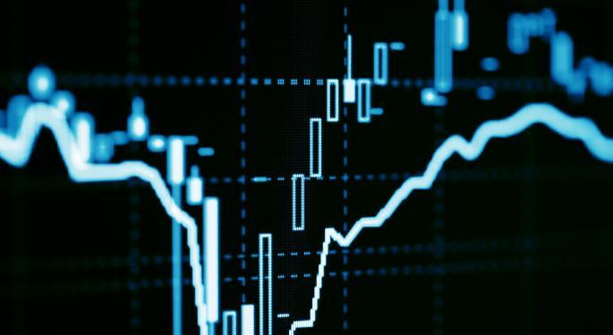 Market Wrap For Tuesday, September 24: Markets Go Parabolic