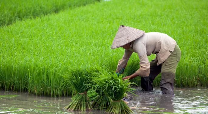 Vietnam ETF Soars Following Tile Deal