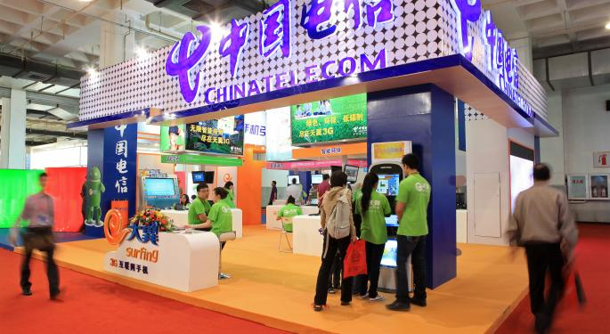 China Telecom, STMicroelectronics and Other Tech Stocks Analysts Are Bullish On CHA, STM