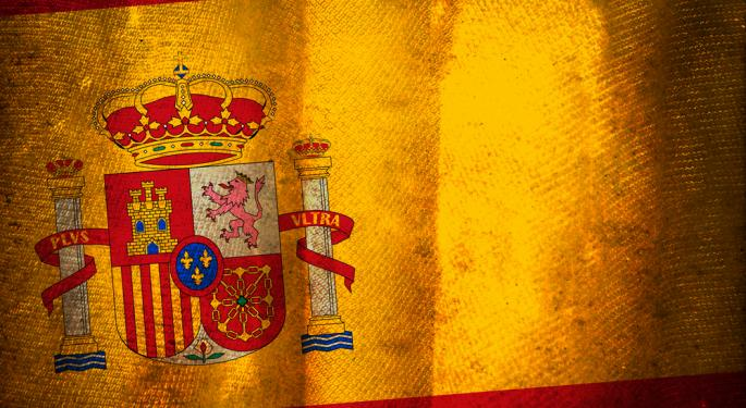 How Will The Spain ETF Perform in 2013?
