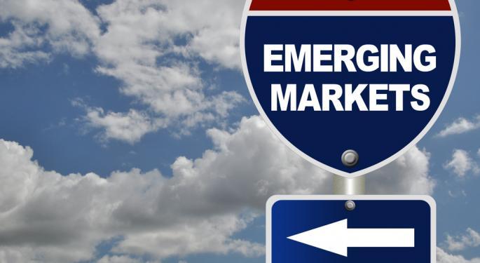 Koesterich Still Likes Emerging Markets