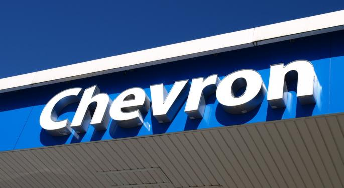 Chevron's Shelf Registration Could Signal Acquisition