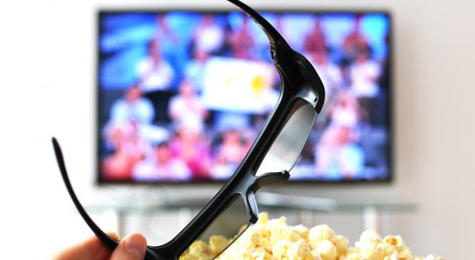 Hewlett-Packard's Glasses-Free 3D Tech is a Dream Come True for 'Star Wars' Fans