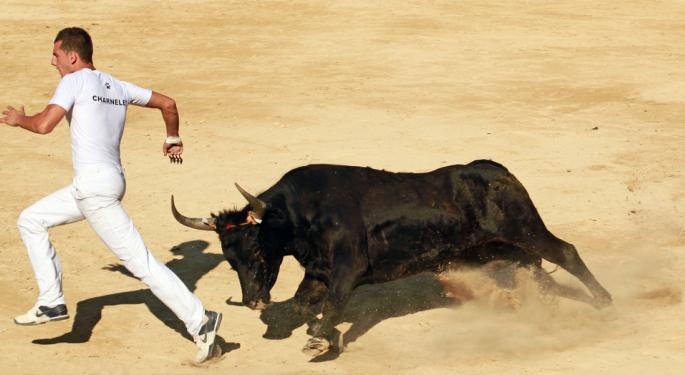 Barron's Recap: Bulls Run Rampant
