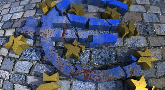 A German ETF For A Euro Decline
