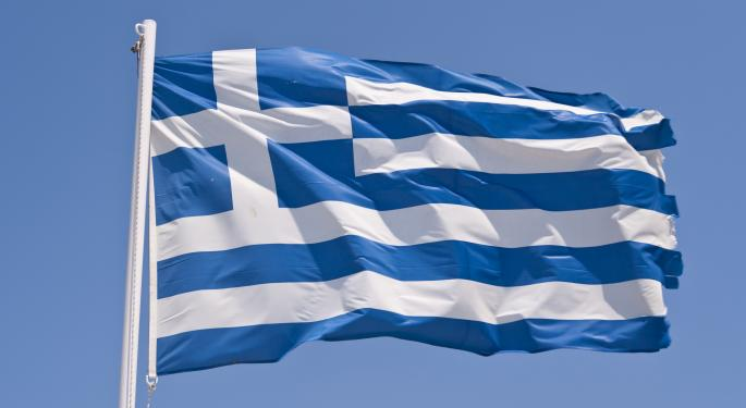 Greece ETF: An Emerging Markets Star