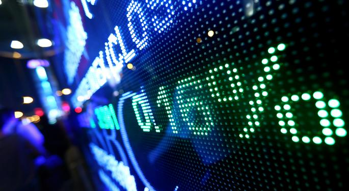 Mid-Day Market Update: Viacom Shares Gain On Q3 Earnings, ValueClick Tumbles