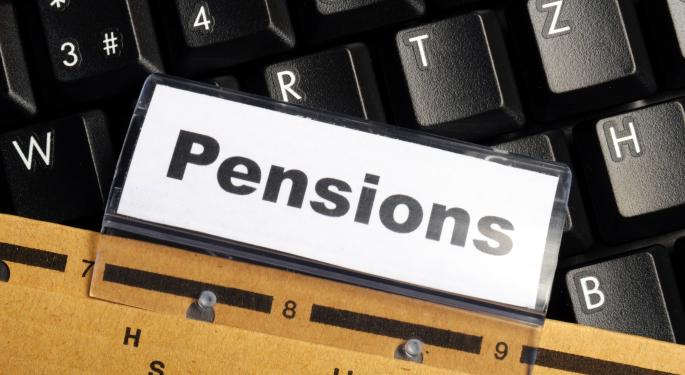Potential Pension Problems Loom For These ETFs