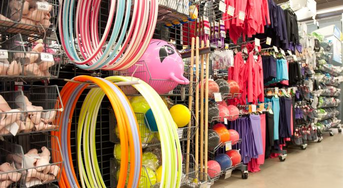 It Might Be Time to Buy Sporting Goods Stocks