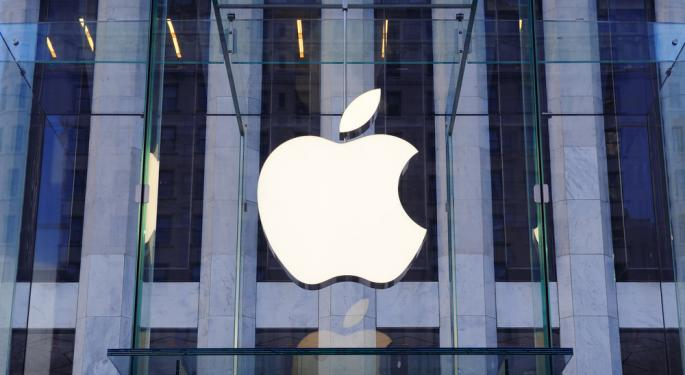 Why Apple Was Up in a Weak Market Monday AAPL