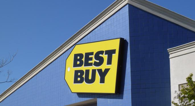 Best Buy Shares Higher After Jefferies Gives 7 Reasons to Own