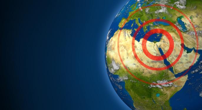 Will 2013 Mark a MENA Rebound?