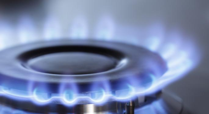Is Natural Gas A Short Here?