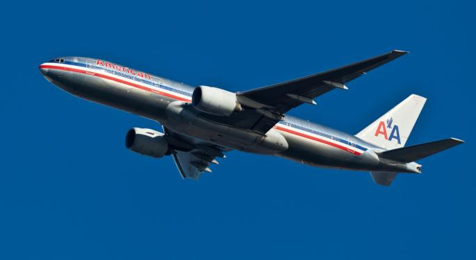 American Airlines Changes Logo as Business Looks to Take Off