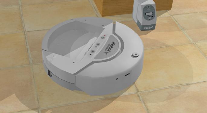 iRobot Shares Drown As SharkNinja Dips Its Fin In Robotic Vacuums