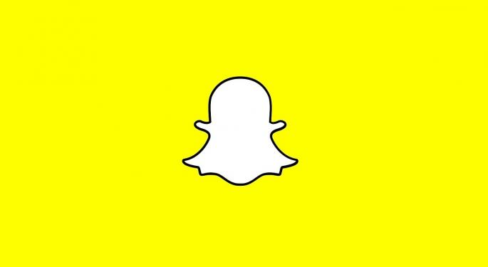 Could Snapchat Be The First 'Social Augmented Reality Platform'?