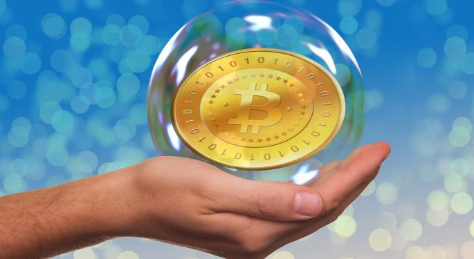 Why The Bitcoin Bubble Is Different From All Other Bubbles