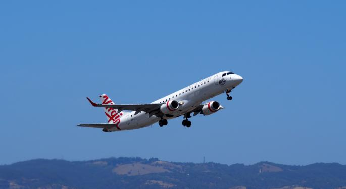 What Deutsche Bank Thinks About Virgin America's Potential Merger With JetBlue/Alaska