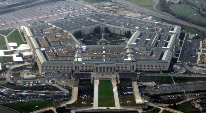 The Pentagon Just Awarded $116.5 Million Worth Of Defense Contracts