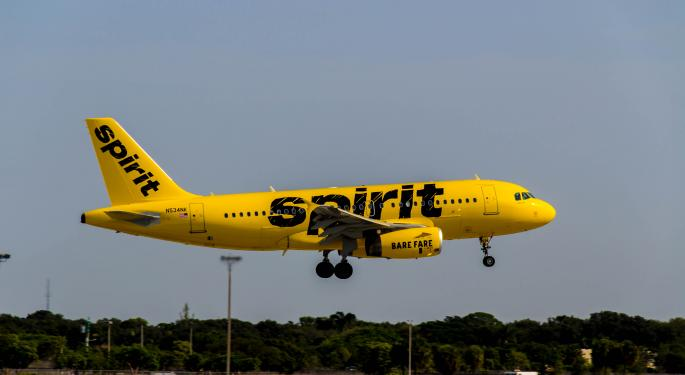 Imperial Capital Turns Bullish On Spirit Airlines: Here's Why